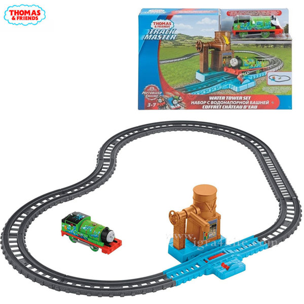 Fisher Price Thomas & Friends Трасе с водна кула FXX64