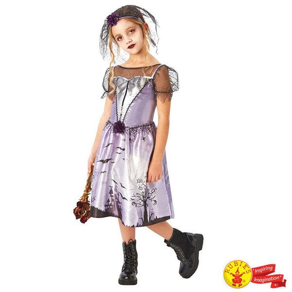 Детски карнавален костюм Готическа булка 641436