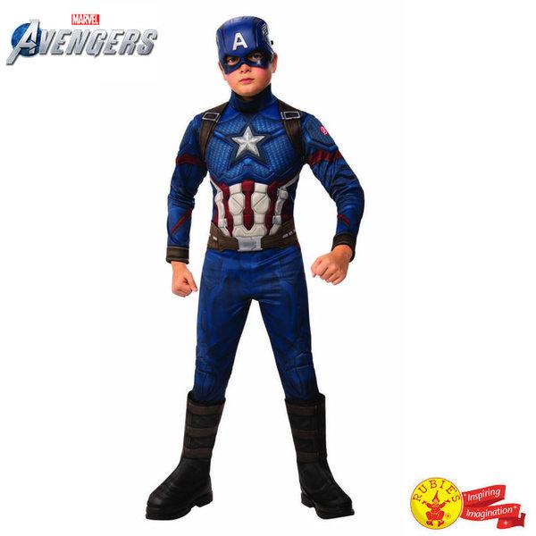 Детски карнавален костюм Капитан Америка 700647