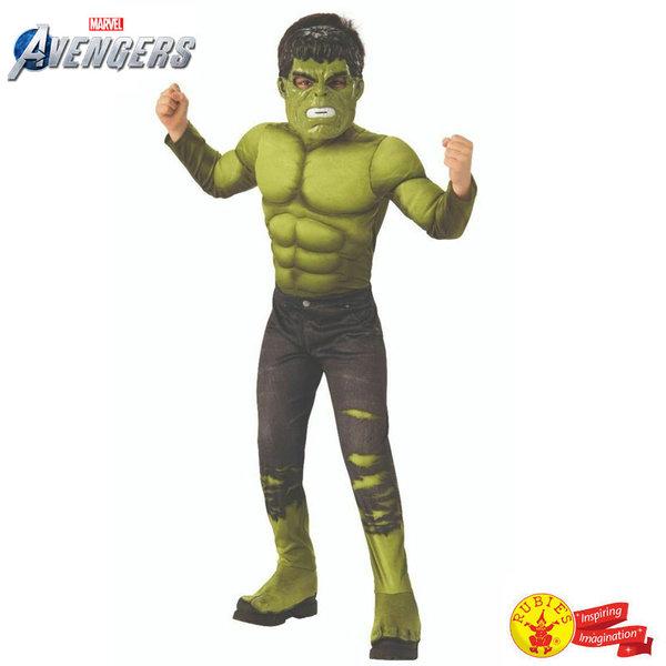 Детски карнавален костюм Hulk 700648