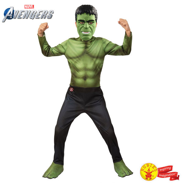 Детски карнавален костюм Hulk 700661