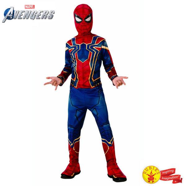 Детски карнавален костюм Avengers Iron Spider 700659