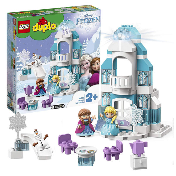 Lego 10899 Duplo Disney Frozen Леден замък