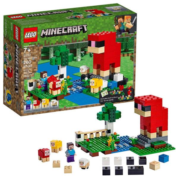 Lego 21153 Minecraft Фермата за вълна