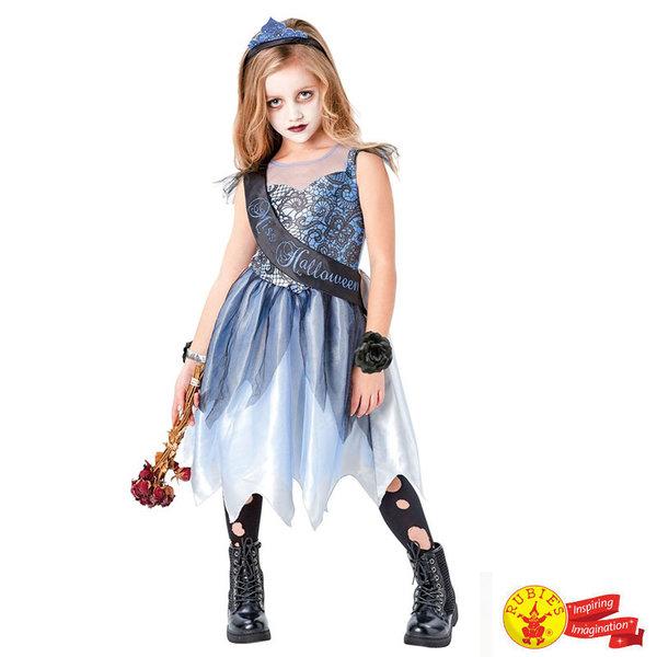 Детски карнавален костюм Miss Halloween 300419