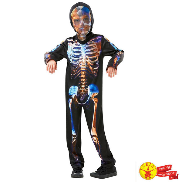 Детски карнавален костюм Skeleton 300428