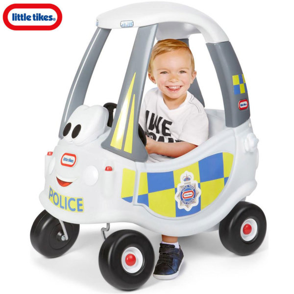 Little Tikes Кола Флинстоун Полиция 173790