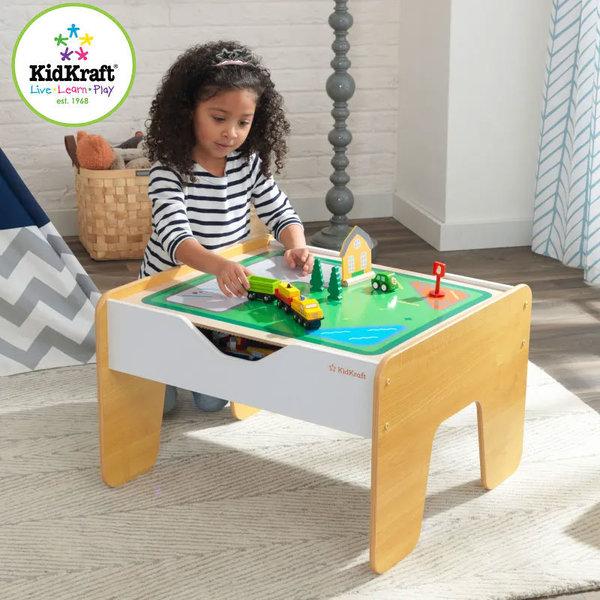 KidKraft Детска маса с двустранен плот за игра 10039