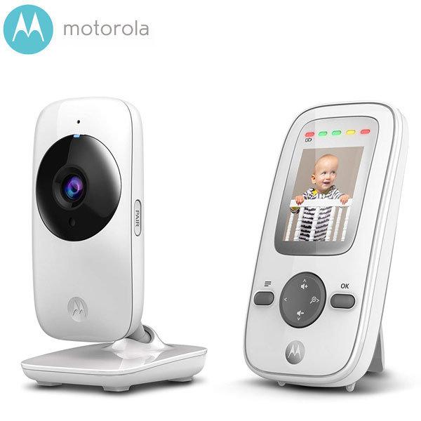 Motorola Бебефон с камера MBP481