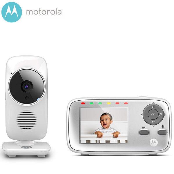 Motorola Бебефон с камера MBP483