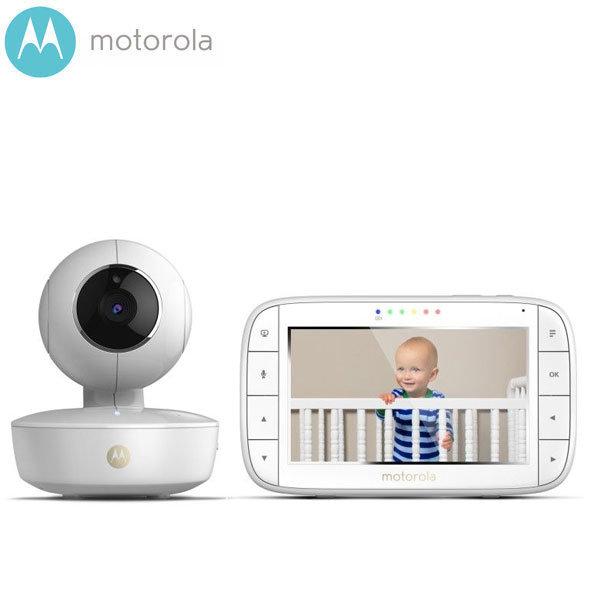 Motorola Бебефон с камера MBP55