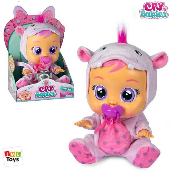 IMC Toys Плачеща кукла Crybabies Hopie 90224