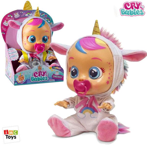 IMC Toys Плачеща кукла Crybabies Fantasy Dreamy 99180