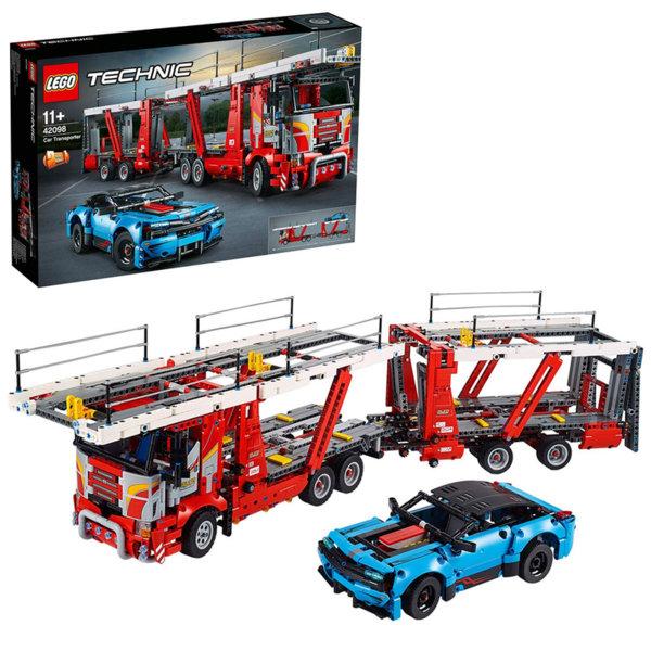 Lego 42098 Technic Aвтовоз