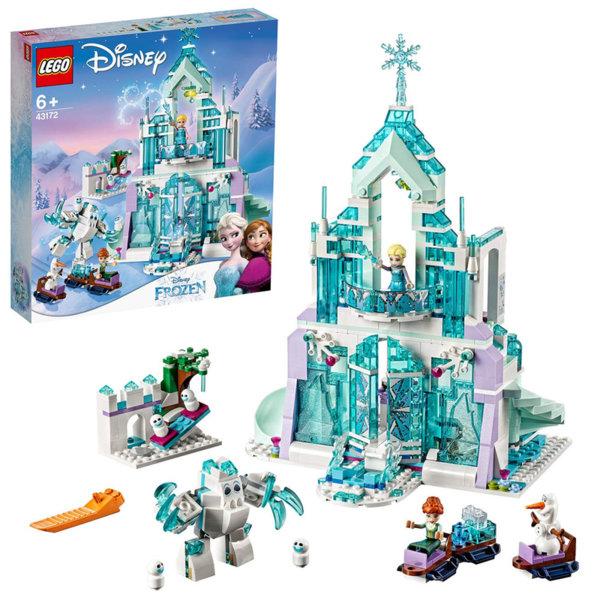 Lego 43172 Frozen Магическият леден дворец на Елза