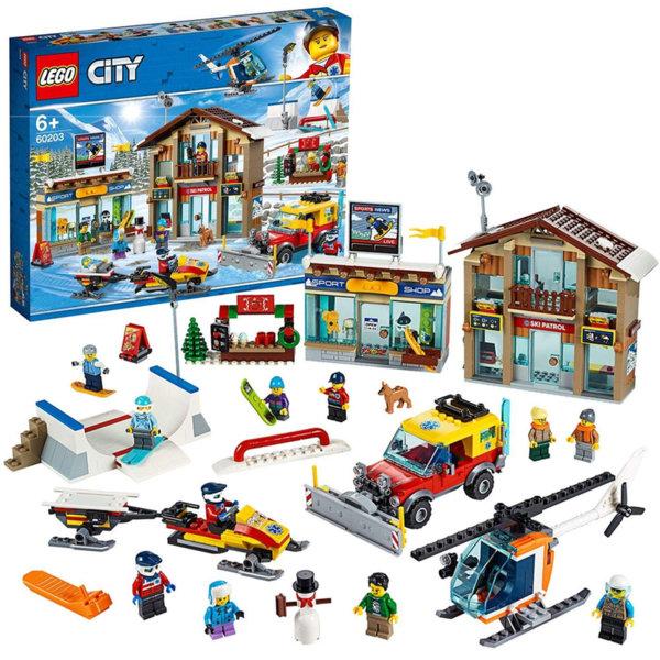 Lego 60203 City Ски курорт