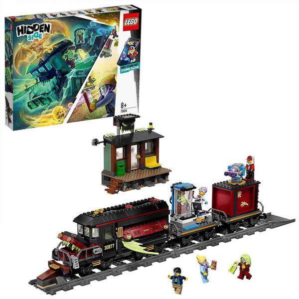 Lego 70424 Hidden Side Експресен влак с духове