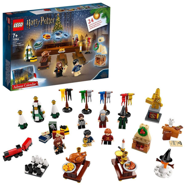 Lego 75964 Harry Potter Коледен календар