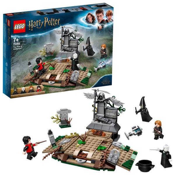 Lego 75965 Harry Potter Възходът на Voldemort™