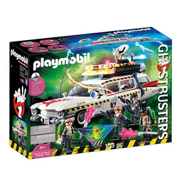 Playmobil Ловци на духове Екто 1А 70170