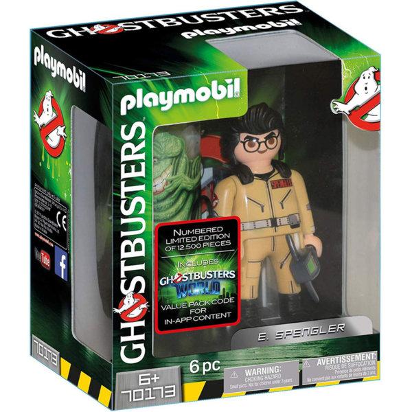 Playmobil Ловци на духове фигура 15см Спенглър 70173