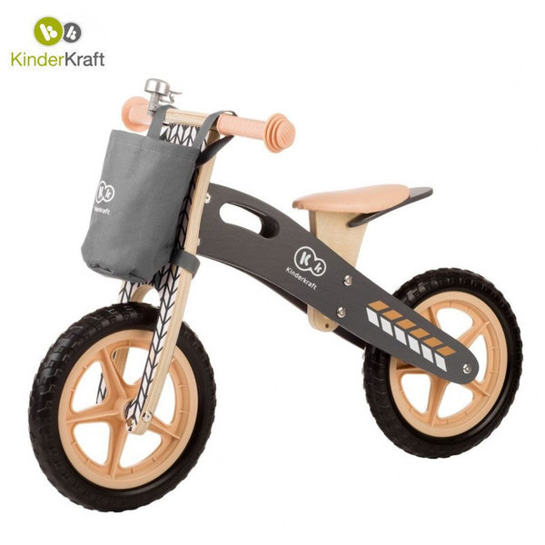 Kinderkraft Детско колело за баланс Runner nature 0000Z