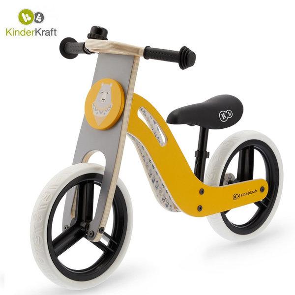 Kinderkraft Детско колело за балансиране Uniq Honey 22551