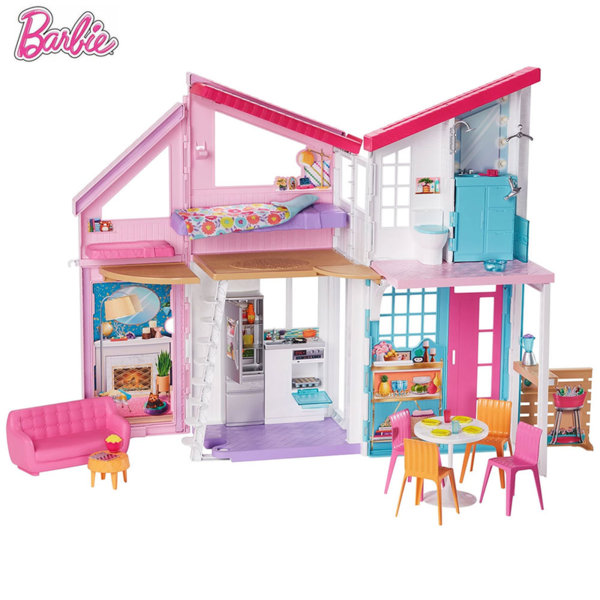 Barbie Къщата на Барби в Малибу FXG57