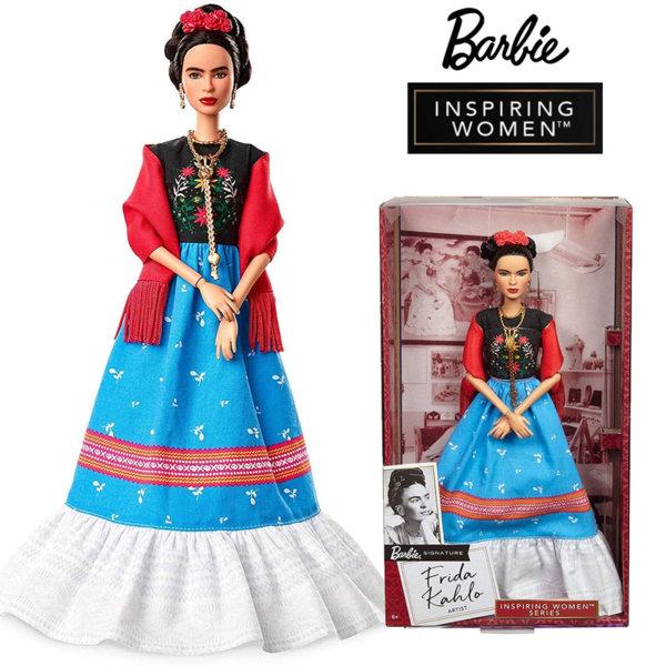 Barbie Inspiring Women Колекционерска кукла Барби Frida Kahlo FJH62