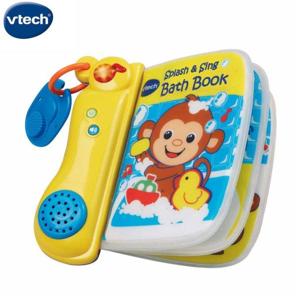Vtech Музикална книжка за баня 143703
