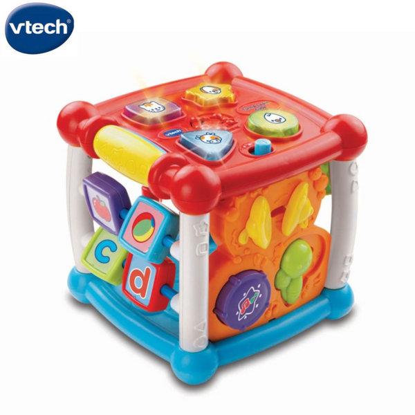 Vtech Занимателен куб Подреди и научи 150503