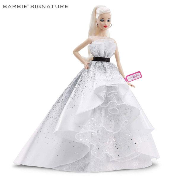 Barbie Колекционерска кукла Барби 60 години FXD88