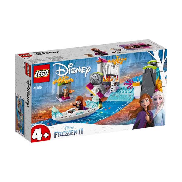 Lego 41165 Frozen II Експедиция с кану на Ана