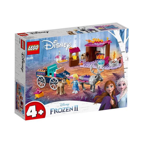 Lego 41166 Frozen II Приключение на Елза с каляска