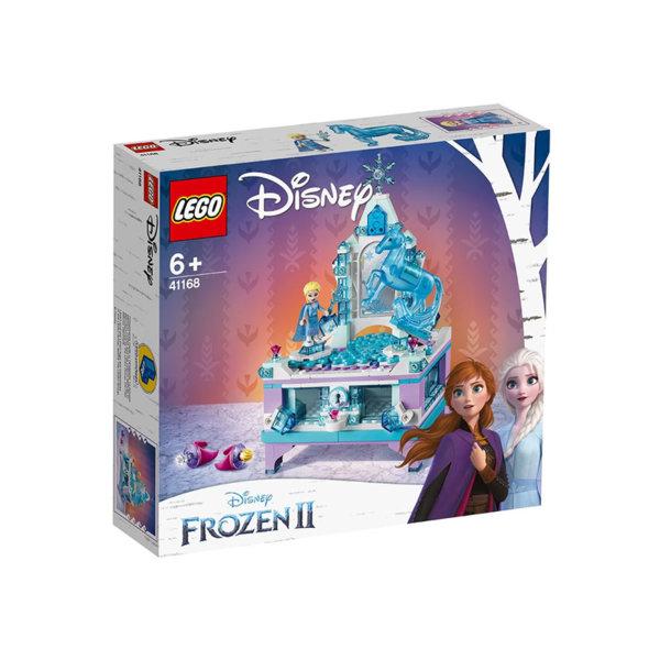 Lego 41168 Frozen II Кутия за бижута на Елза