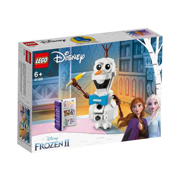 Lego 41169 Frozen II Олаф