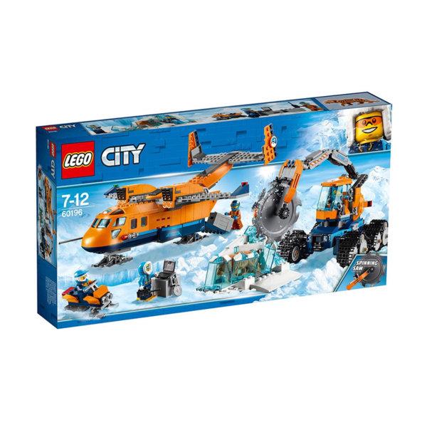 Lego 60196 City Арктически товарен самолет