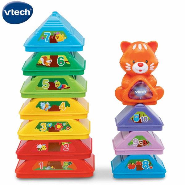 Vtech Бебешки цветен сортер 185003