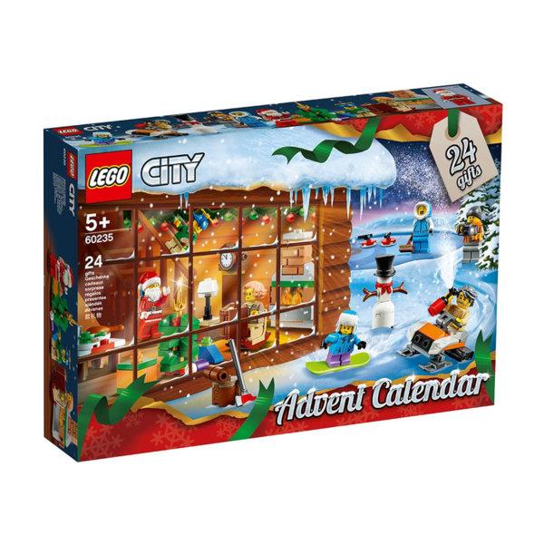 Lego 60235 City Коледен календар