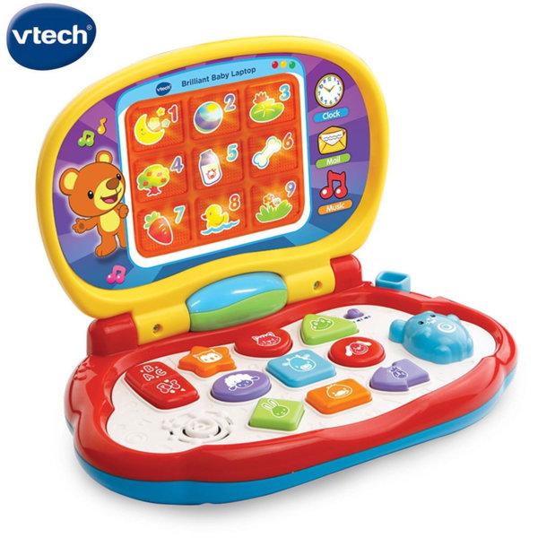 Vtech Детски цветен лаптоп 191203