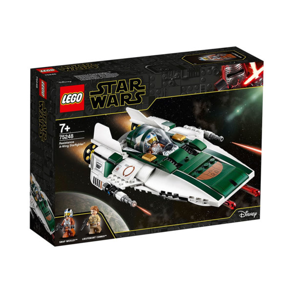 Lego 75248 Star Wars A-wing Starfighter на Съпротивата