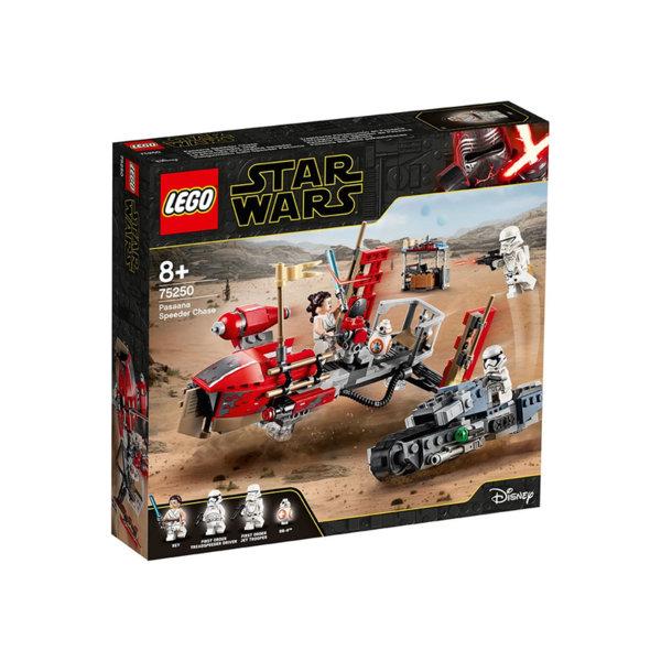 Lego 75250 Star Wars Преследване със скутер на Pasaana