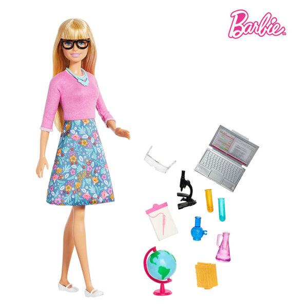 Barbie Кукла Барби учителка GJC23