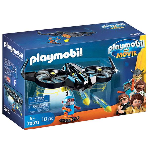 Playmobil Роботитрон с дрон 70071