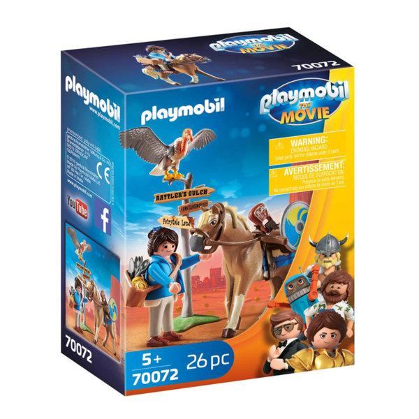 Playmobil Марла с кон 70072