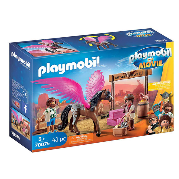 Playmobil Марла и Дел 70074