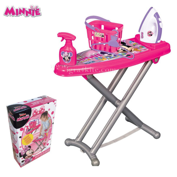 Disney Minnie Mouse Детска дъска за гладене Мини Маус 01959