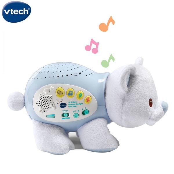 Vtech Бебешка музикална нощна лампа мече 506903