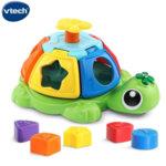 Vtech Детски сортер костенурка 505603
