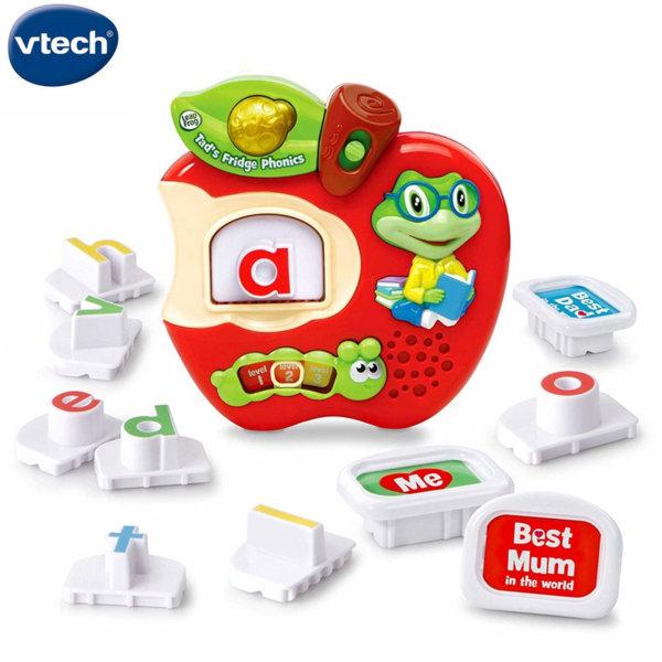 Vtech Музикална магнитна ябълка 602803